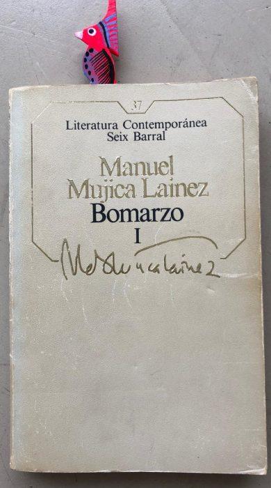Bomarzo, de Manuel Mujica Lainez