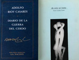 DIARIO DE LA GUERRA DEL CERDO – Adolfo Bioy Casares
