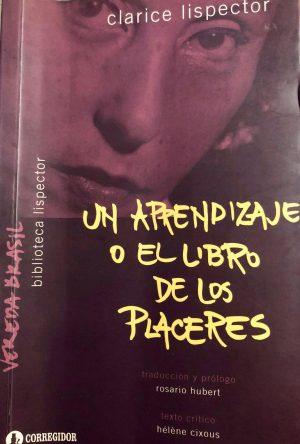 Libro de los placeres-Clarice Lispector