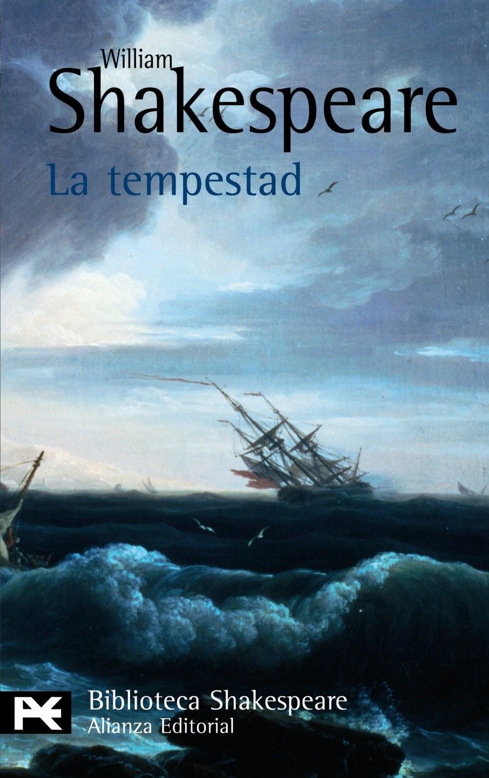 William Shakespeare – La tempestad